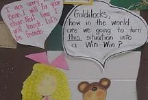 Goldilocks and the Three Bears / by Dana Leonard