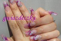 Gel Nails / Paznokcie żelowe