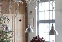 Christmas / Christmas interior inspiration