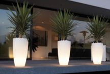 Lighting for Outdoor Rooms / Lighting changes everything & can make you see things differently...lookie here...