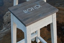 Stool Inspirations / Ideas for a new kitchen stool...