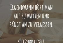 Girls heart