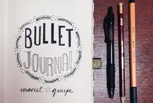 ✴ Bullet Journal ✴