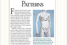Sewing- pattern drafting