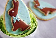 Sugar Cookies / by Rebekah Hooton