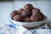 ♨ granola, oatmeal, protein, energy / raw, paleo, energy balls, fresh, vegan, muesli, granola...