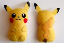 FELT  POKEMON