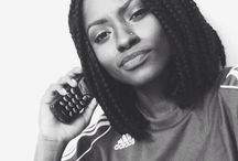 Black beautiful girls