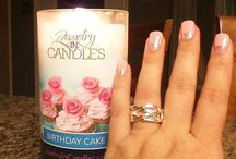 Jewelry In Candles / Everyone loves Candles that smell amazing, why not get Candles that smell amazing with a bonus JEWELRY IN THEM! These candles are 100$% soy candles, making it safer for humans and your fury friends (:  https://www.jewelryincandles.com/store/amyjosinchuk