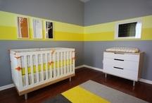 Kids Rooms / by Jackie Webb