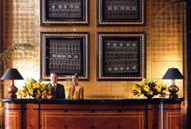 Hotel Interiors & Architecture / Amazing & Breath taking Hotel Interiors
