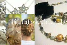 Hair Accessories etc. / Lilla Rose Hair Accessories