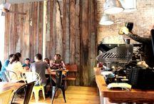 дизайн ресторан