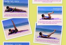 - Thighs exercises -