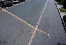 OAK OAK / Streets art
