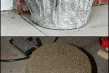 beton cserép