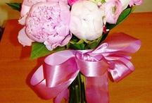bouquet ideas / by Kitty Kwan