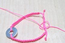 tuto bracelet macrame