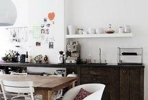 Kitchen / by Gravity Interior