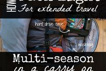 Packing & Travel Tips