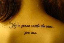 Tatts / by Laura Stoltenberg