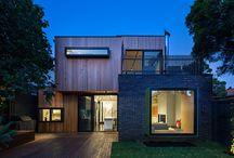 Dream homes: exteriors