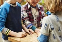 Back to School with Mini Boden / Back to school dressing that's easy as ABC.  / by Boden