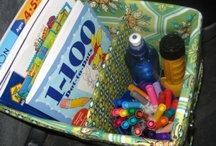Car Organization & Kid Activities / by Beltway Bargain Mom