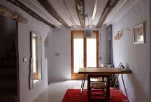 Living Siurana / Climbing Accommodation. 15 € per person and night.