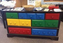 lego and more for boys room