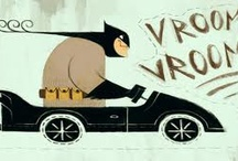 Vroom-Vroom  / by Sandy Fillingham