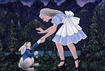 Alice in Wonderland / by Gretchen Tsantles