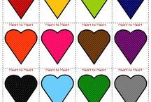 Valentine's Day Worksheets / by Becky Lyons Borgia