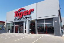 Tiger Wheel and Tyre