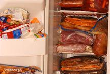 Freezer Meals / by Jessica Rust