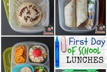 School Lunch Ideas / by Beth Wilson