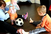 Baby & Toddler Play Ideas