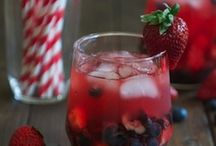 Healthy Red, White and Blue Recipes / Show your patriotism -- from Labor Day to July 4th -- with these innovative red, white and blue creations from Healthy Aperture bloggers.   / by Healthy Aperture