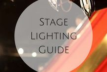 Lighting, stage, and technical