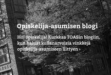 Uuden opiskelijan hyödyllisimmät linkit (TAMK - Tampere) / Ohjeita ja hyödyllisiä linkkejä uusille opiskelijoille.