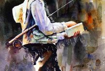 Fishing! / by Collette Keele