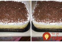 koláče bez pečenia