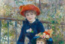 Pierre Auguste Renoir / by Cidalia Dempster