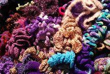 Art du fil et yarn bombing