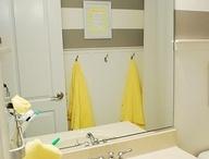 Rhea bathroom / by Ashlee Torbett