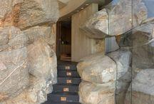 Desert design / Ideas inspired by Palm Springs interior design