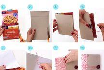 Mini books - journals