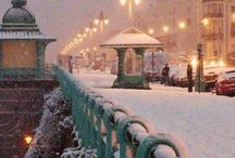Brighton - Home town. / The place where I grew up.