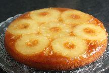 Gâteau D'ananas