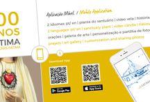 Mobile App - Fátima 100 anos